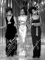 DIANA ROSS + SUPREMES