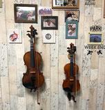 田園都市線横浜市青葉区青葉台バイオリン・ビオラ教室 バイオリンの購入の画像