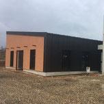 Construction d'ateliers OM à Barentin (76)