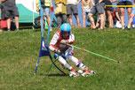 Grasskifahren