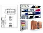 Planungsservice Regale und Einrichtung