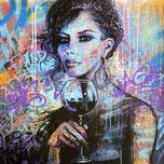 GRAFFMATT - french artist streetart graffiti  savoie chambéry rhône-alpes lyon paris contemporain portrait art urbain