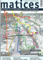 Matices 43: Mobilität in Lateinamerika
