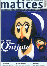 Matices 45: 400 Jahre Don Quijote