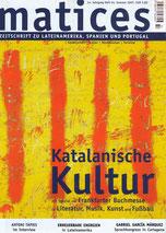 Matices 54: Katalanische Kultur