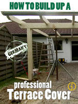 HOW TO BUILD UP A PROFESSIONAL TERRACE COVER - Short Info Film (World) - Starring:  Bouma & Bruhn, Nicolá MelissiAn - 4 minutes.