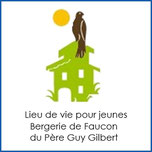 Logo Association Père Guy Gilbert - Bergerie de Faucon