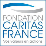 Logo Fondation Caritas France