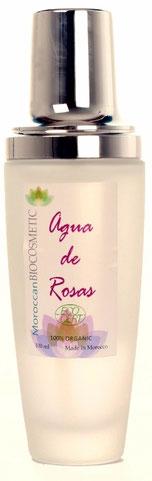 Agua de Rosas Bio de Moroccan Biocosmetic
