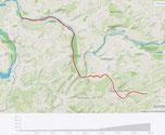 16 km Radfahrt
