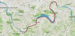 24 km Lauf