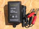 Chargeur Invac 12V 2.5A