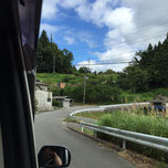 英語村アクセス車