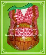 Babybauchabdruck München Wiesn Oktoberfest Lederhose Dirndl