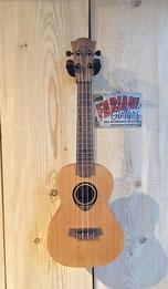 LAG Tiki 130 Koncert-Ukulele, Fabiani Guitars 75365 Calw