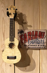 Sopran Ukulelen, Fabiani Guitars Calw Pforzheim, Weil der Stadt, Nagold, Herrenberg
