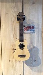 Ukulele - LAG Tiki 150 Sopran, Music Store Fabiani Guitars - 75365 Calw, Herrenberg, Nagold, Pforzheim