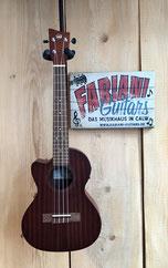VGS Gewa, Elektrische Tenor-Ukulele, Lefthand-Modell !  Fabiani Guitars Calw75365, Pforzheim, Stuttgart, Leonberg, Weil der Stadt