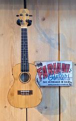 AMI-Concert-Ukulele Bamboo EQ, Konzertukulele aus Bambus, Hawaii-Ukulele, Musik Fabiani Guitars, 75365 Calw, Pforzheim, Karlsruhe, Rastet, Bade Baden, Freiburg