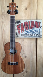 Koki´o LMH Thin Concert Ukulele, Konzertukulele, Musikhaus Fabiani Guitars Calw, Herrenberg, Weil der Stadt, Rutesheim, Leonberg