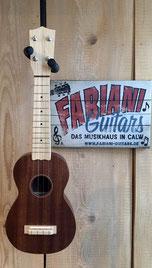 Brüko S 005 Sopran-Ukulele, Made in Germany, Herkunftsland Deutschland, Musik Fabiani Guitars 75365 Calw, Pforzheim, Leonberg, Stuttgart, Herrenberg, Nagold