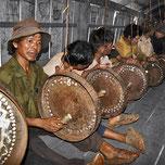 Gong set