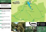 Randonnée Aignan - Grand circuit des palombières - Camping Gers Arros