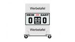Mobile Fussballanzeige M-FAS 100/2 - Resultatanzeige