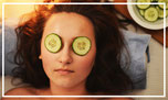Beauty Tips, Beauty, beautiful, face, care, cucumber