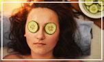 Beauty Tips, Beauty, beautiful, face, care, cucumber