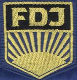 [Quelle: Wikimedia Commons. Urheber: Appaloosa. CC BY - SA 3.0. FDJ Emblem]