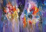 abstrakte Gemäldegalerie