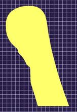 ホルンマウスピース バック10 リム形状