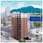 ラ・クラッセ札幌ステーションテラス LaClasseSapporoStationTerrace