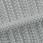 Tau 8 mm silver grey