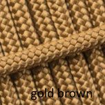 Tau 8 mm gold brown