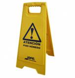 Señal de seguridad piso mojado AF042 JOFEL