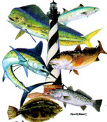 la pêche en mer de Bretagne