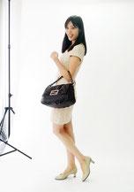 ブランド買取販売SHOP「銀蔵」オンラインマガジン9月号の撮影風景,ツグミ