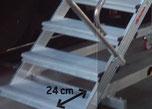 escaleras almacen