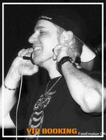 DJ Pat Nightingale