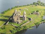 Кижи и монастыри Обонежской пятины - 3 дня