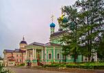 Оптина - Колюпаново - Звенигород - Сергиев Посад - Кашин    Поездка из Петербурга