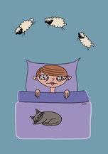 Schlafproblem, Schlaflosigkeit, Insomnia, Psycholgin Jasmin Ottitsch Salzburg, Psychologische Beratung, Schlaf, Erholung