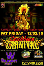 Afro Caribbean Carnival Venice
