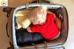 Tipps zum Koffer packen inklusive Checkliste.