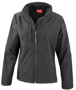 Ladies Classic Soft Shell Jacket bedrucken