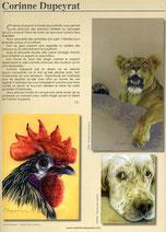 2/2 Livre d'art animalier, Novembre 2008