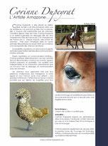 La Gazette des Arts, Déc. 2008 / Janv. 2009