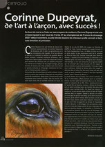 1/4 Cavalière n° 9 Déc. 2007 / Janv. 2008